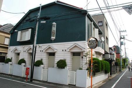 Ein schönes Haus, leider mit vier Familien