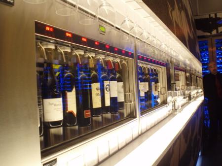 """Apero in der """"Tastings"""" Wine Bar"""