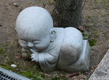 Herzige Buddas