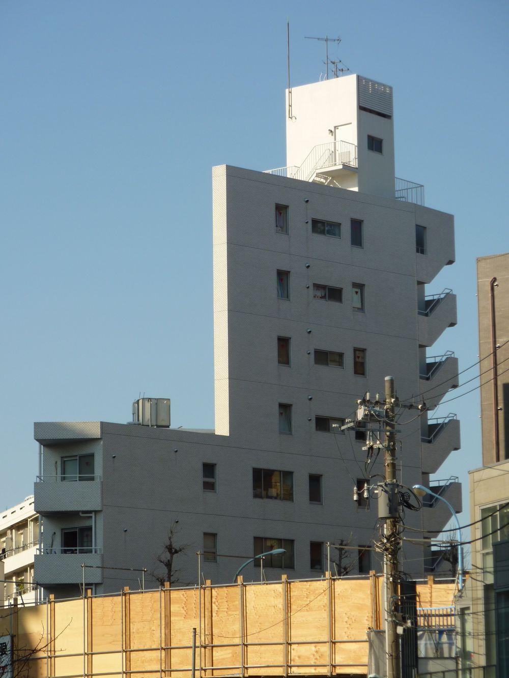 Architektur aus tokyo - Architektur tokyo ...